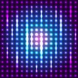 Vector glowing energy background. Eps10. Vector glowing blue energy background. Eps10 Royalty Free Stock Image