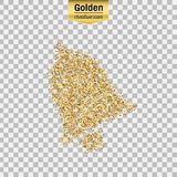 Vector gold icon Stock Photo