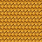 Vector gold rattan Stock Photo