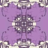 Vector gotisch naadloos patroon Stock Fotografie