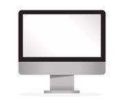 Monitor del Lcd TV   Libre Illustration