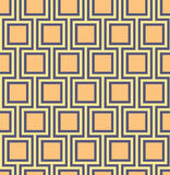 Vector grafisch ontwerppatroon Stock Afbeelding