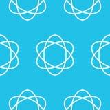 Vector grafisch ontwerppatroon Royalty-vrije Stock Afbeelding