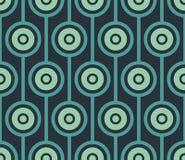 Vector grafisch ontwerppatroon Stock Afbeeldingen