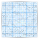 Vector graph grid paper background with variable