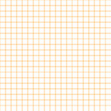 Vector graph millimeter paper seamless pattern Stock Images