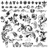 Vector graphic elements Royalty Free Stock Image