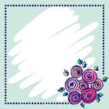 Vector graphic illustration Royalty Free Stock Photos