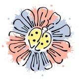 Vector graphic illustration Stock Image