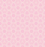 Vector graphic knitting seamless pattern Royalty Free Stock Image