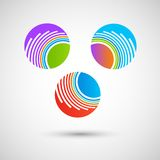 Vector graphics abstract design eps10 Royalty Free Stock Photo