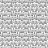 Vector gray puzzle pattern background Royalty Free Stock Photo
