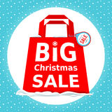 Vector. Great Christmas sale. Holiday Sale with Stock Images