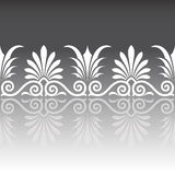 Vector greek ornament Royalty Free Stock Image