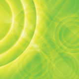 Vector green abstract background. Vector modern green abstract background Royalty Free Stock Photo