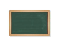 Vector green blackboard Royalty Free Stock Photo