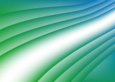Vector green blue background. Vector green blue wave background Royalty Free Stock Images