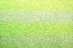 Vector green dotted halftone background Stock Image