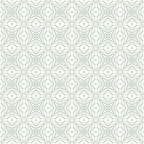Vector Green Seamless Guilloche Background Stock Image