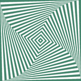Vector green and white abstract illusion background. Vector green and white abstract illusion vector illustration