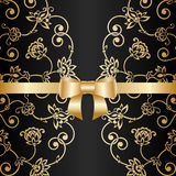Vector greeting or invitation card. Royalty Free Stock Photos