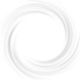 Vector grey backdrop of swirling texture Stock Image