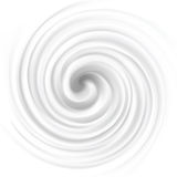 Vector grey backdrop of swirling texture Stock Photography