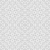 Vector grey geometric seamless pattern Royalty Free Stock Image