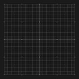 Vector grid marking for user HUD interface Royalty Free Stock Image