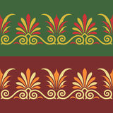 Vector Grieks ornament Stock Foto's