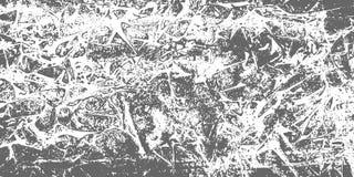 Vector grijze grungetextuur Royalty-vrije Stock Afbeeldingen