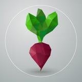 Vector groenten Royalty-vrije Stock Afbeelding