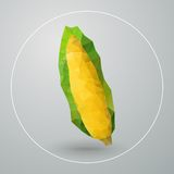 Vector groenten Royalty-vrije Stock Foto