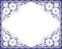 Vector groetkader Royalty-vrije Stock Fotografie