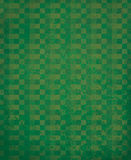 Vector  grunge background with checked pattern. Royalty Free Stock Photo