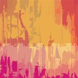 Vector grunge background stock image