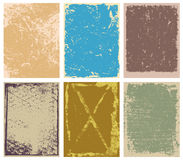 Vector Grunge Backgrounds Royalty Free Stock Images