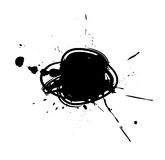 Vector grunge banner Stock Image