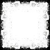 Vector Grunge Border Frame Stock Photography