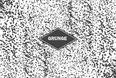 Vector grunge grainy background Royalty Free Stock Image