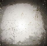 Vector grunge gray background Royalty Free Stock Photos