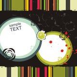 Vector grunge Hintergrund lizenzfreie abbildung