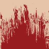 Vector grunge ink splash background Stock Photography
