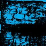 Vector grunge ink splash background Stock Images