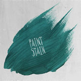 Vector grunge paint abstract background Stock Images