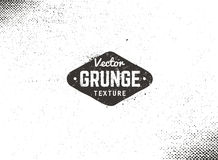 Vector Grunge Texture Stock Photography