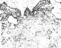 Abstract black and white grunge background Royalty Free Stock Images