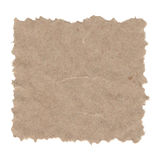 Vector grunge texture of recycled paper. Royalty Free Stock Photos