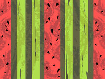 Vector grunge watermelon background stock photos