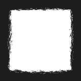 Vector grungy kader stock illustratie